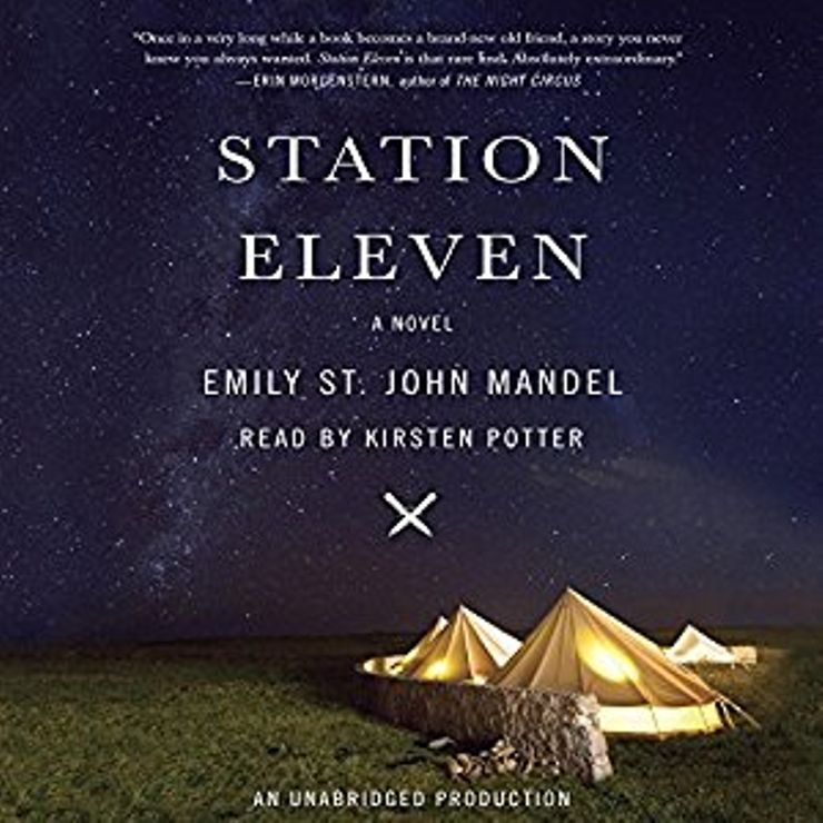 Buy Station Eleven at Amazon