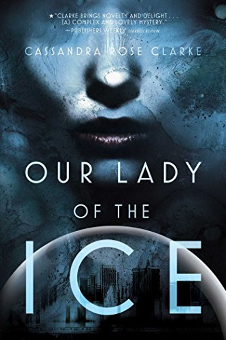 Buy Our Lady of the Ice at Amazon