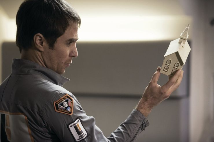 space movies moon sam rockwell