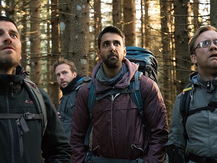 horror movies in the woods the ritual