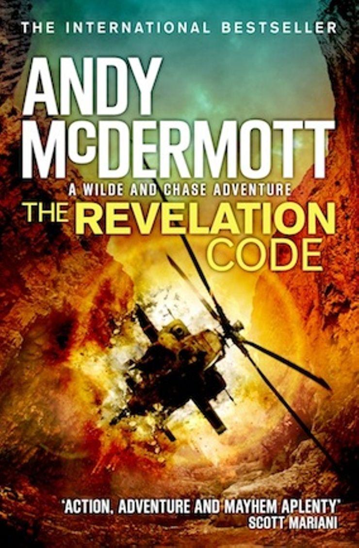 Buy The Revelation Code at Amazon