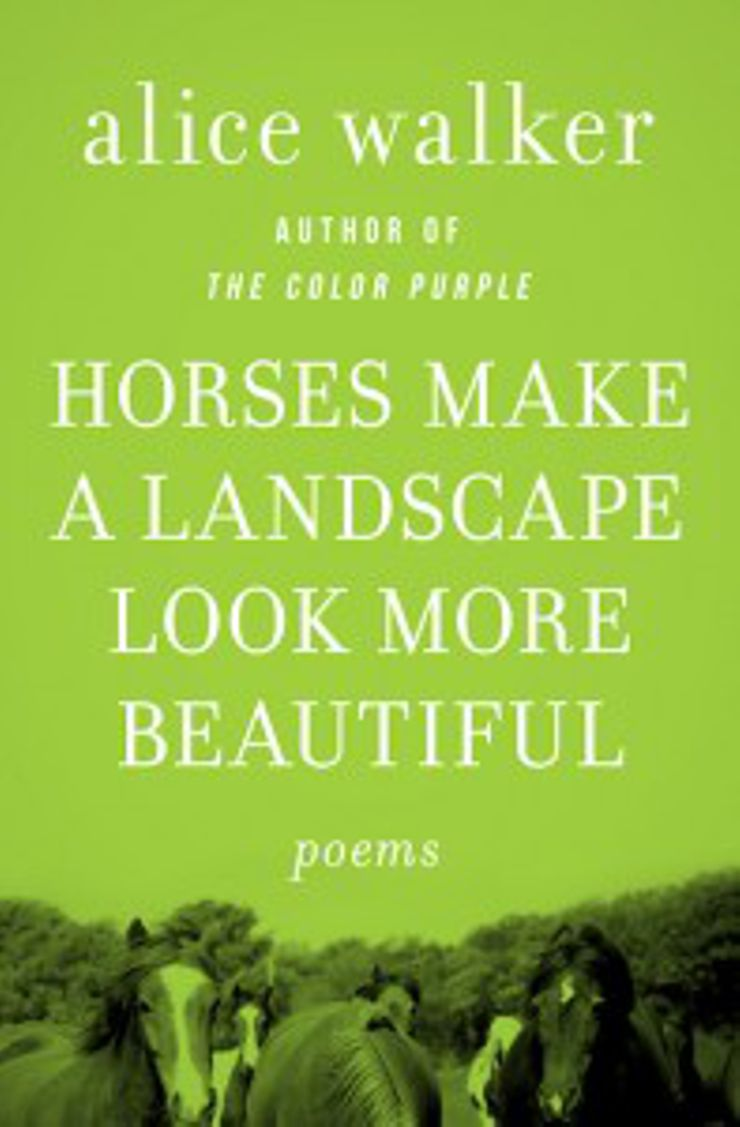 Poetry About Love and Healing Horses Make a Landscape More Beautiful