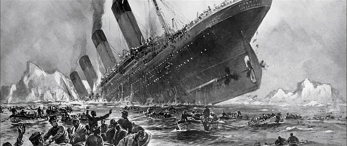 7 Books About Disastrous Shipwrecks in History