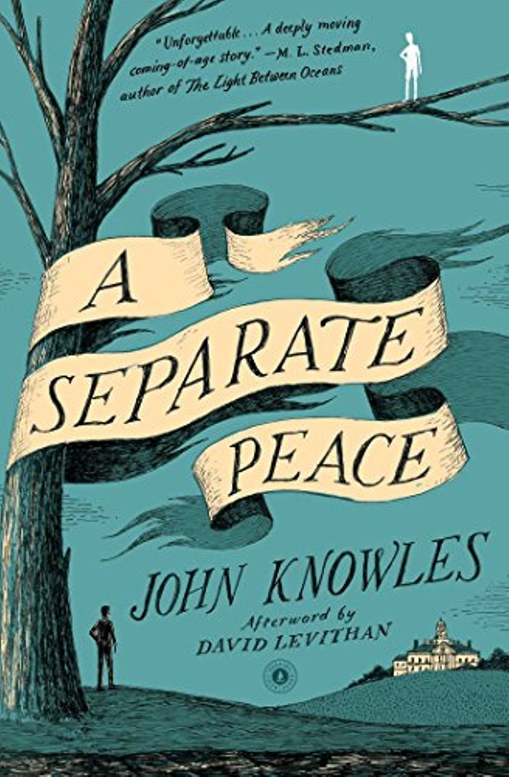 Buy A Separate Peace at Amazon