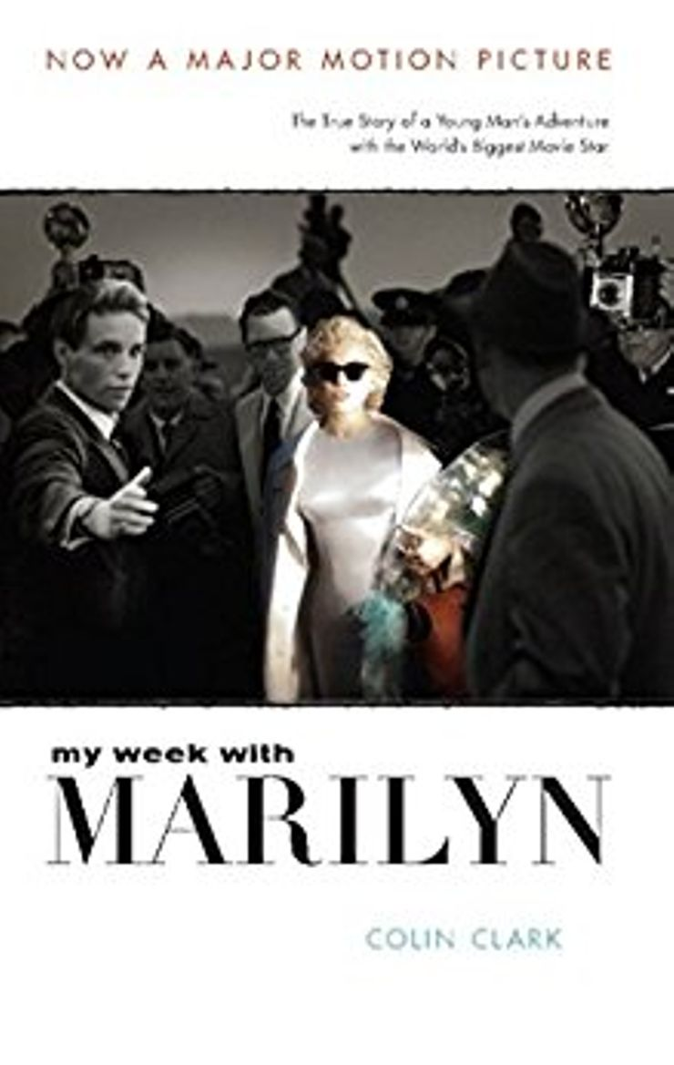 Buy My Week with Marilyn at Amazon