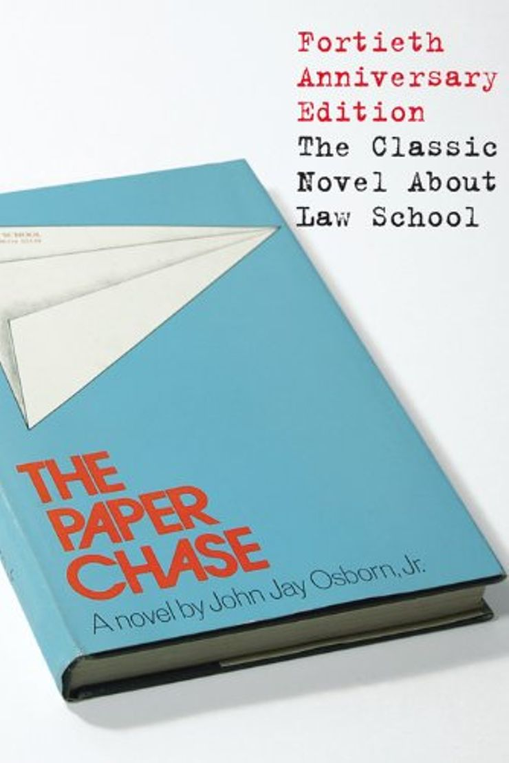 Buy The Paper Chase at Amazon
