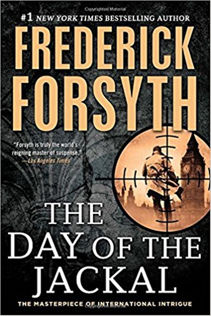 Buy The Day of the Jackal at Amazon