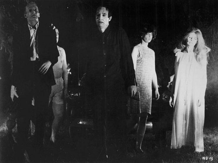 horror franchises Night of the Living Dead