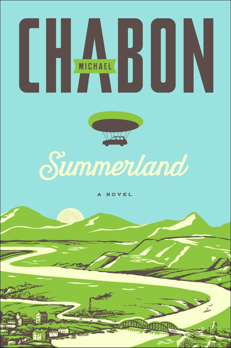 Buy Summerland at Amazon
