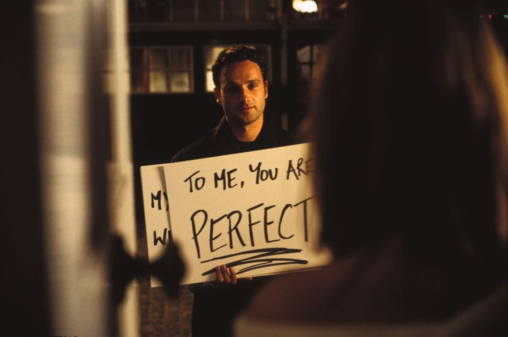 love actually best romance movies on netflix