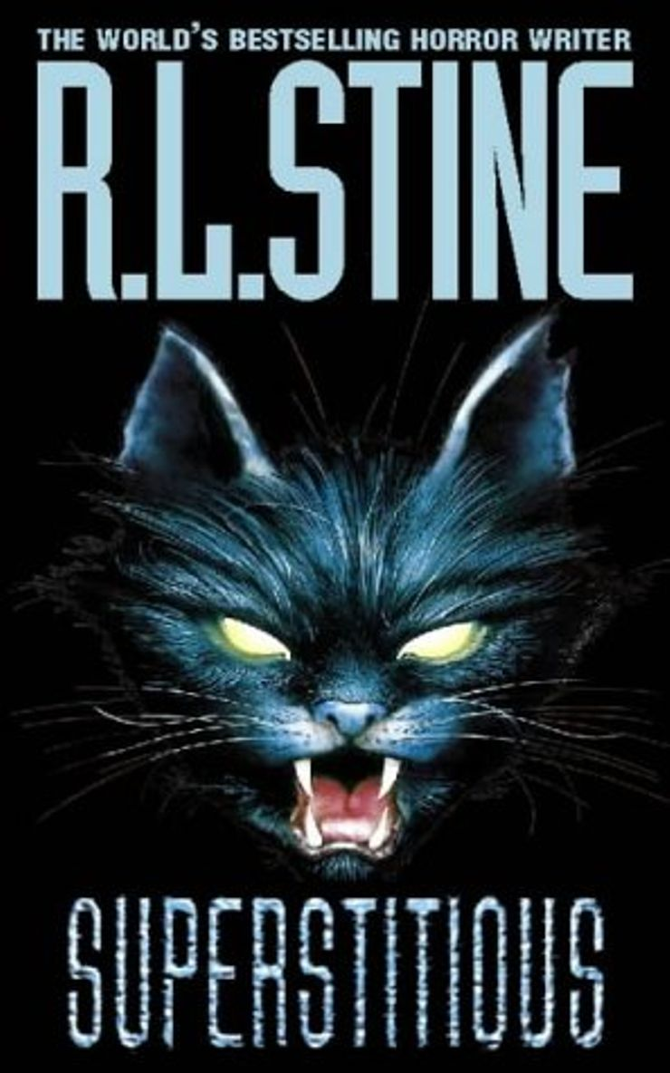 Superstitious R.L. Stine