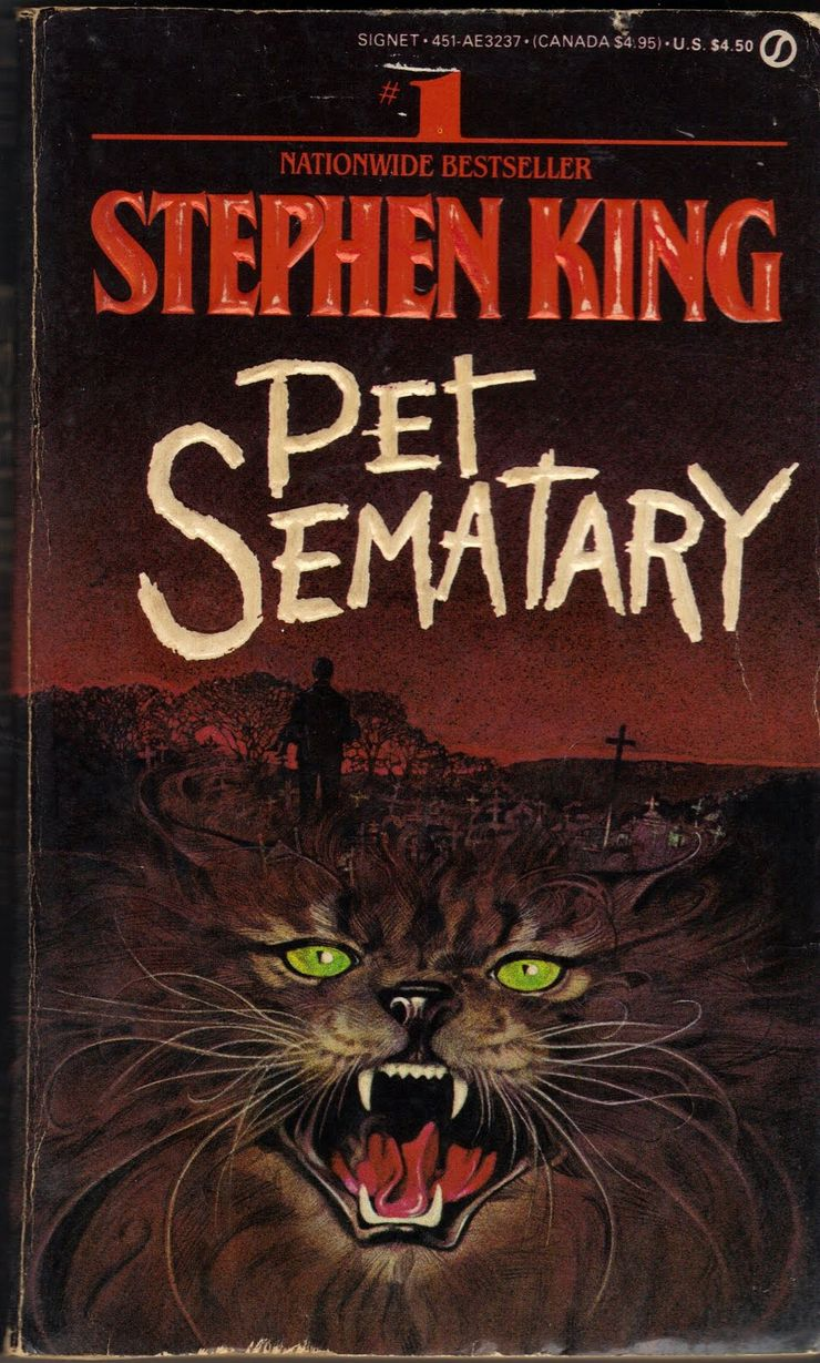Buy Pet Semetary at Amazon