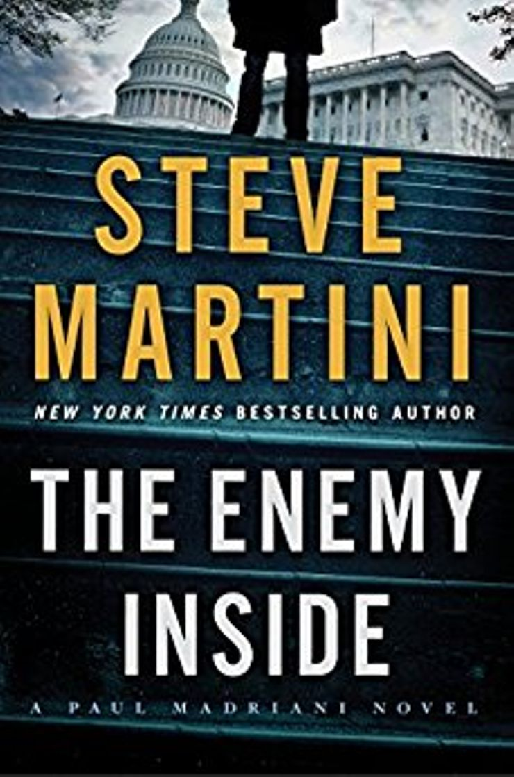 Buy The Enemy Inside at Amazon