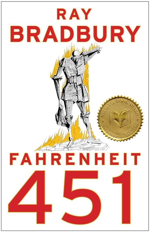 Buy Fahrenheit 451  at Amazon