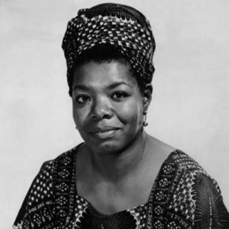 Authors Before They Were Published Maya Angelou