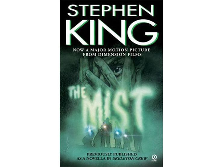 horror novels the mist