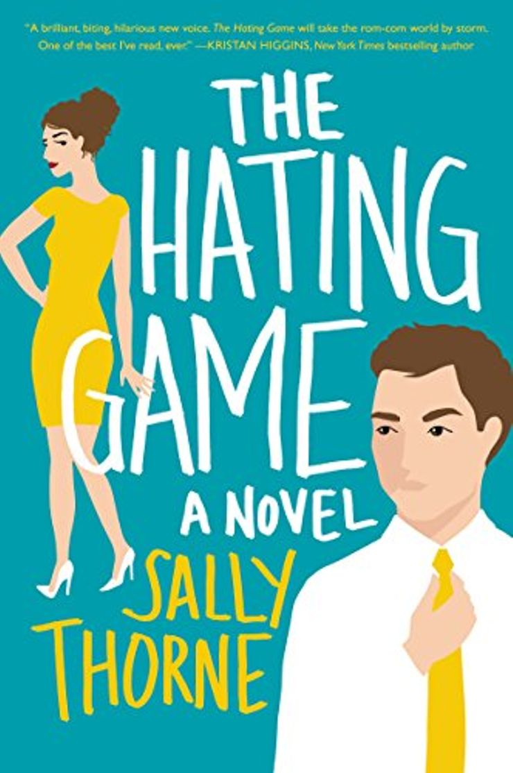 Buy The Hating Game at Amazon