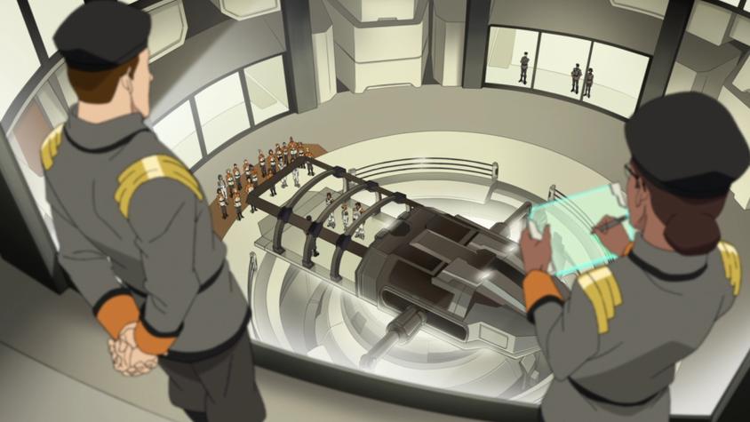 Galaxy Garrison Voltron: Legendary Defender