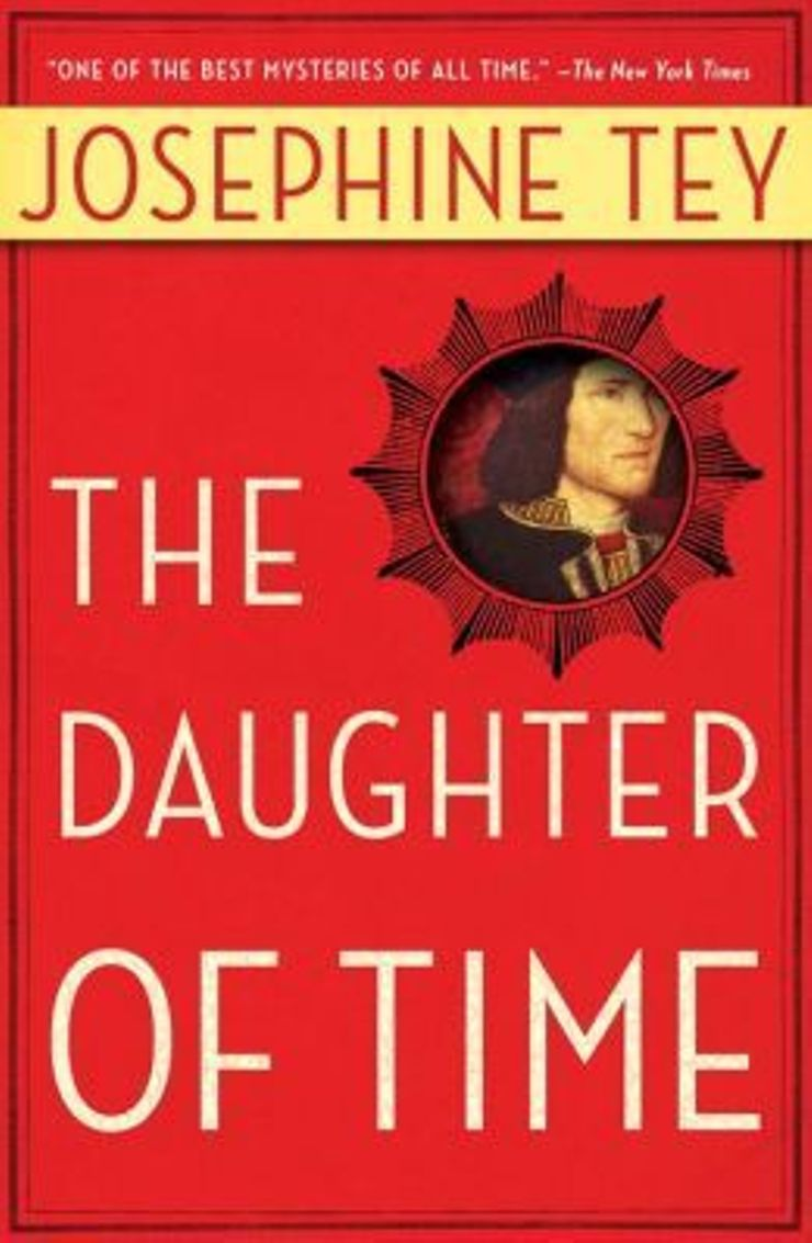 Buy The Daughter of Time at Amazon