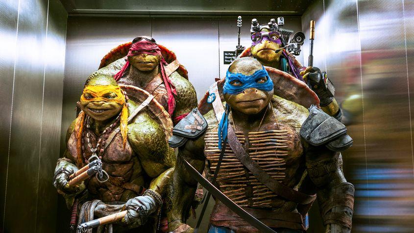 worst superhero movies ever Teenage Mutant Ninja Turtles 2014