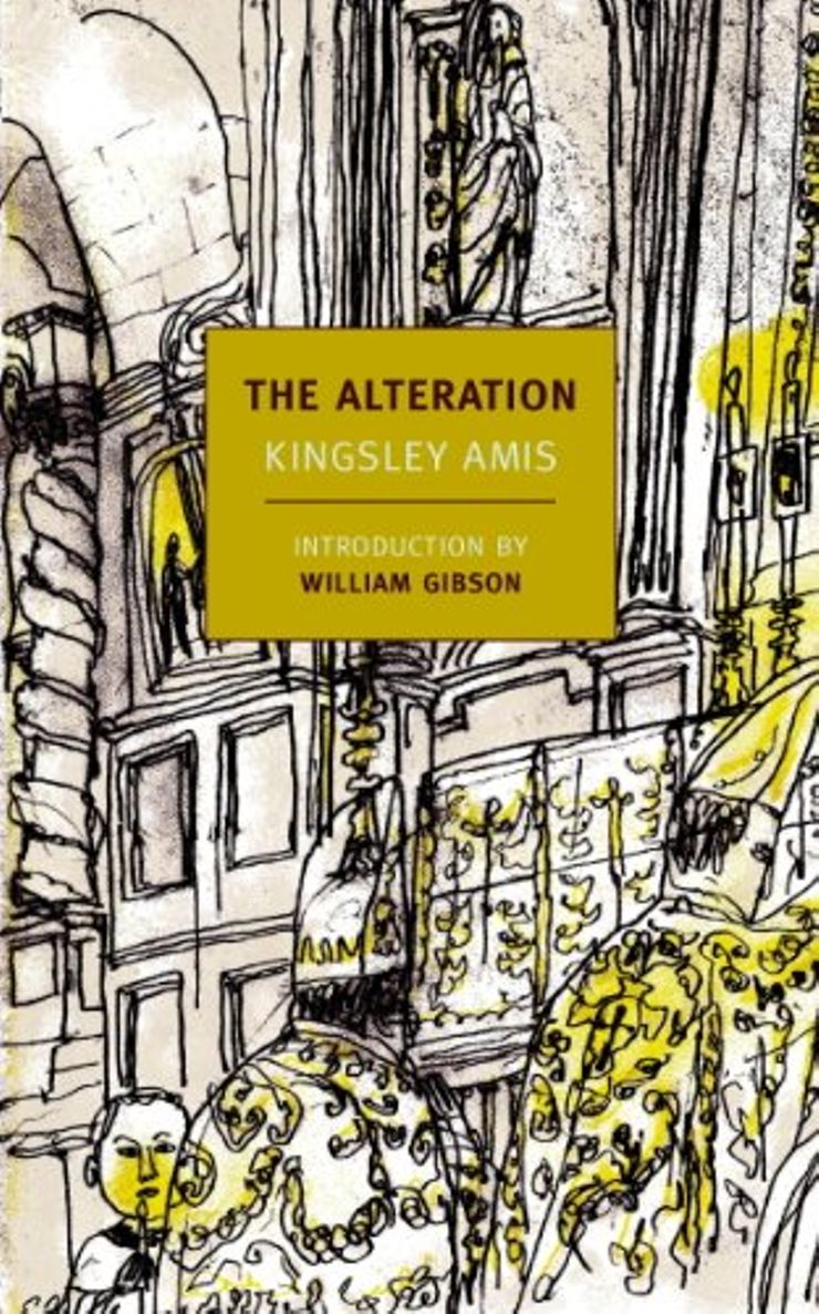 Buy The Alteration at Amazon