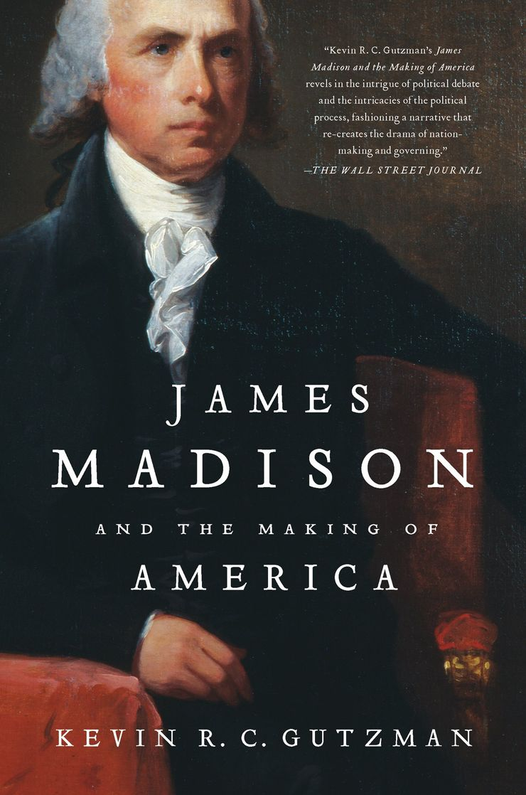 Buy James Madison and the Making of America  at Amazon