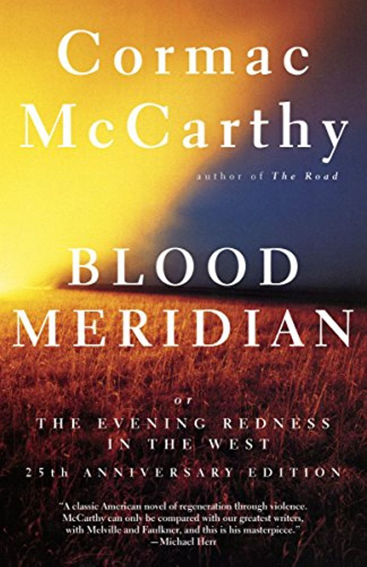 violence in blood meridian Of the novels i have read from cormac mccarthy, blood meridian, or the evening redness in the west is perhaps the most difficult to describe it is a.
