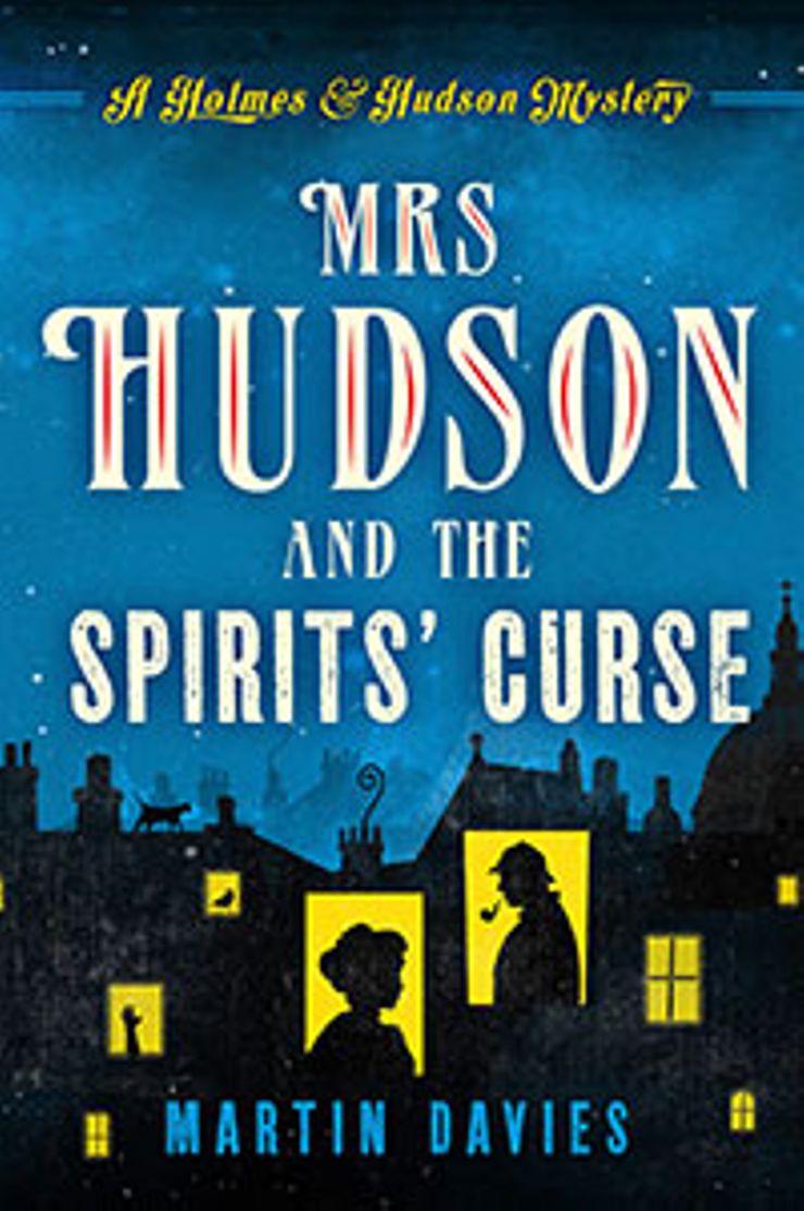 Mrs. Hudson and the Spirits' Curse,