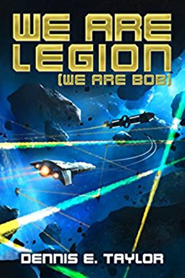 Buy We Are Legion (We Are Bob) at Amazon
