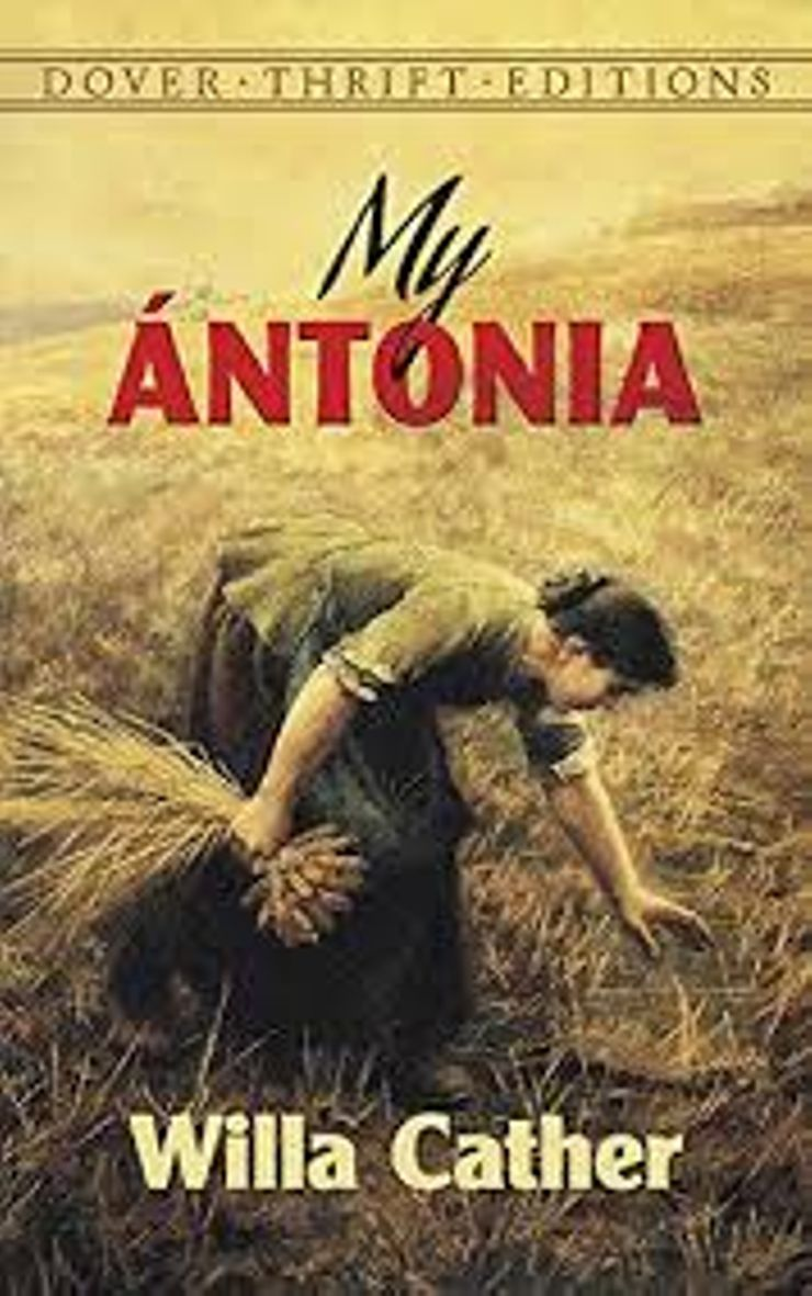 Buy My Ántonia at Amazon