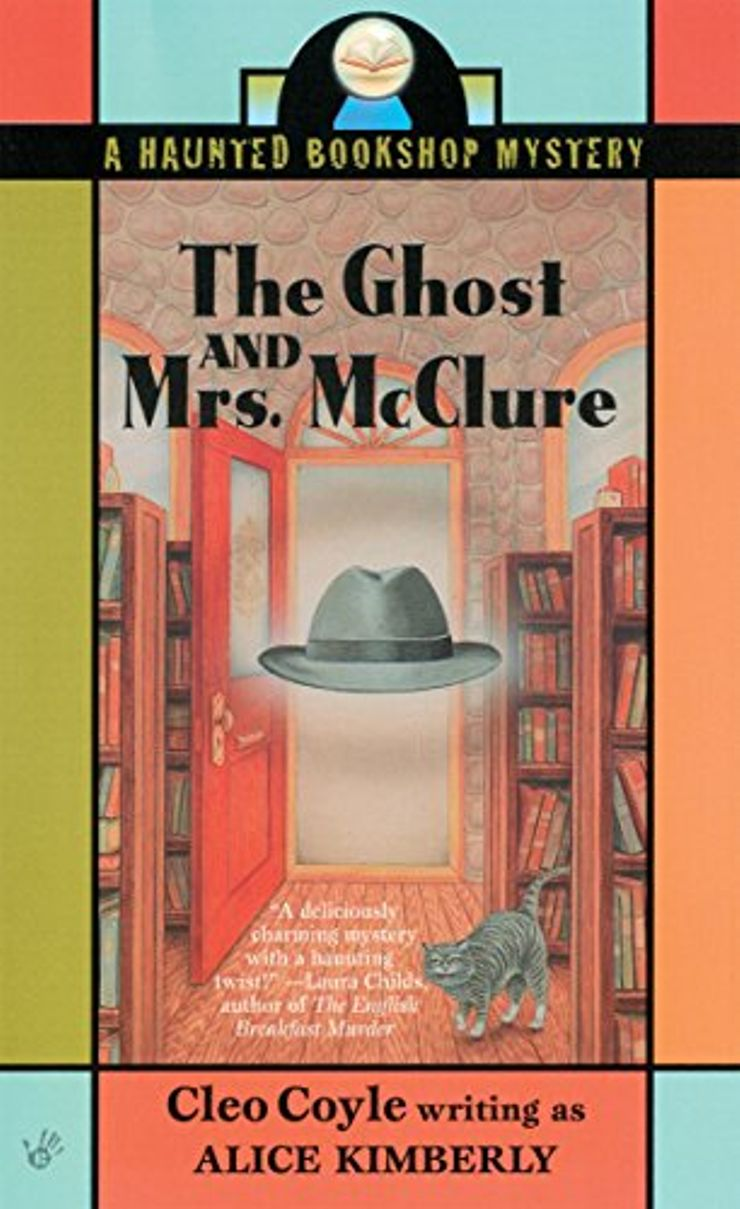 Buy The Ghost and Mrs. McClure at Amazon
