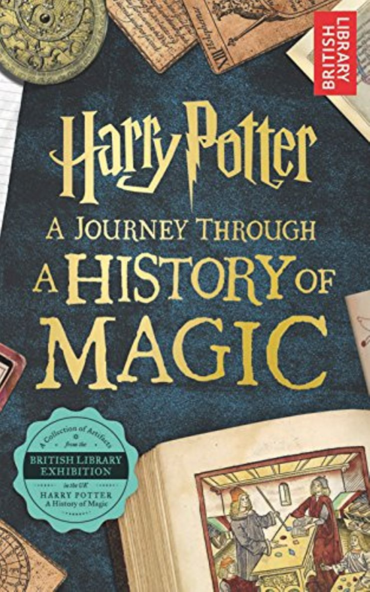 Buy Harry Potter: A Journey Through a History of Magic at Amazon