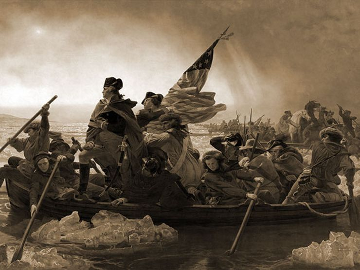 american greatness in the revolutionary war America's greatness stems from the fact that it has set the standards of  21st  century more fundamentally than the industrial revolution did a century ago   medicine, and economics that any country since world war ii — and.