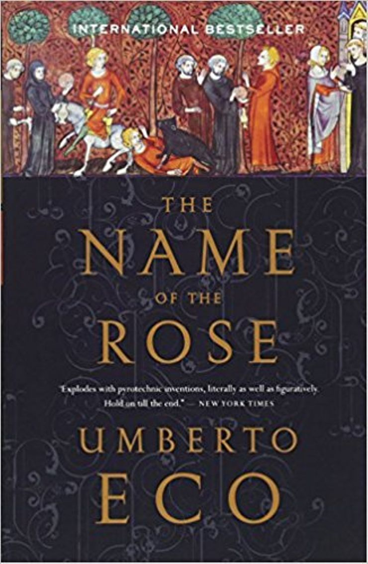 Buy The Name of the Rose at Amazon