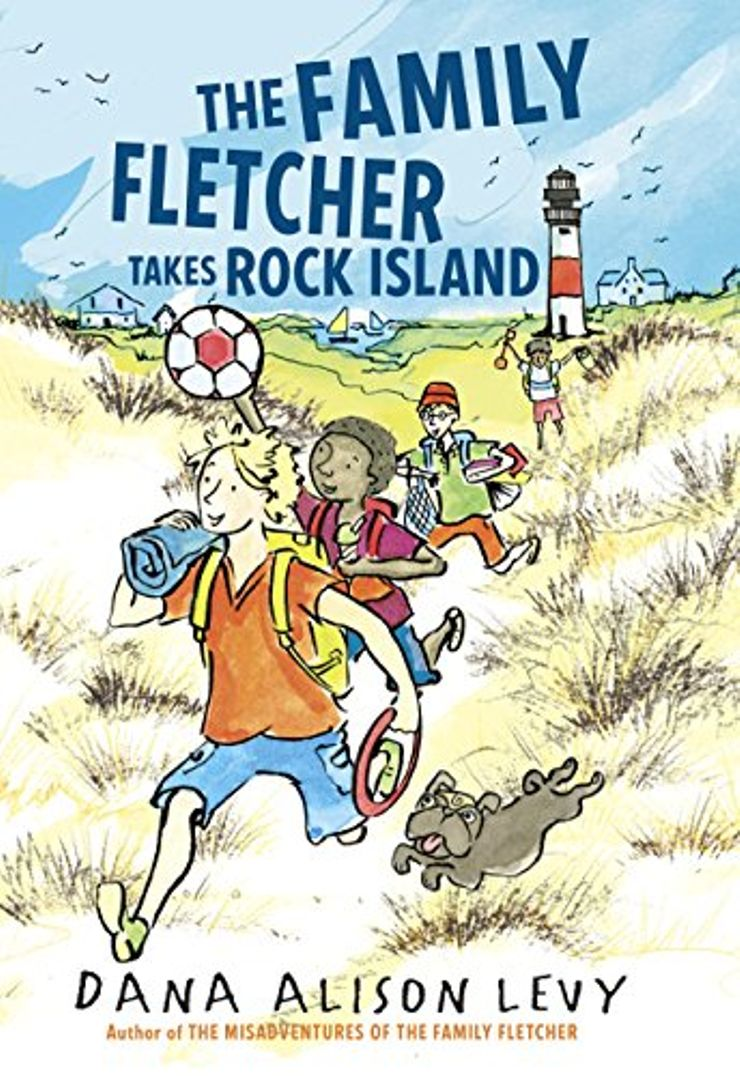 Buy The Family Fletcher Takes Rock Island at Amazon
