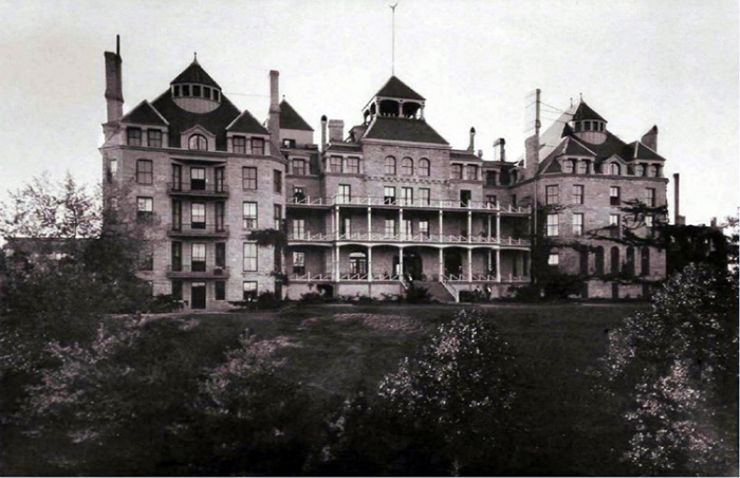 haunted places to visit
