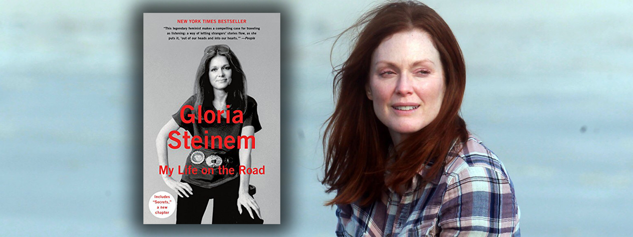 Gloria Steinem Biopic Will Bring the Icon's Memoir to Life