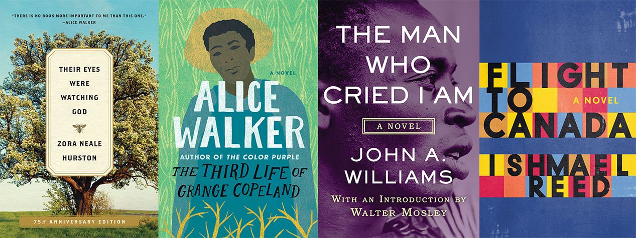 10 Must-Read Books by Iconic Black Authors