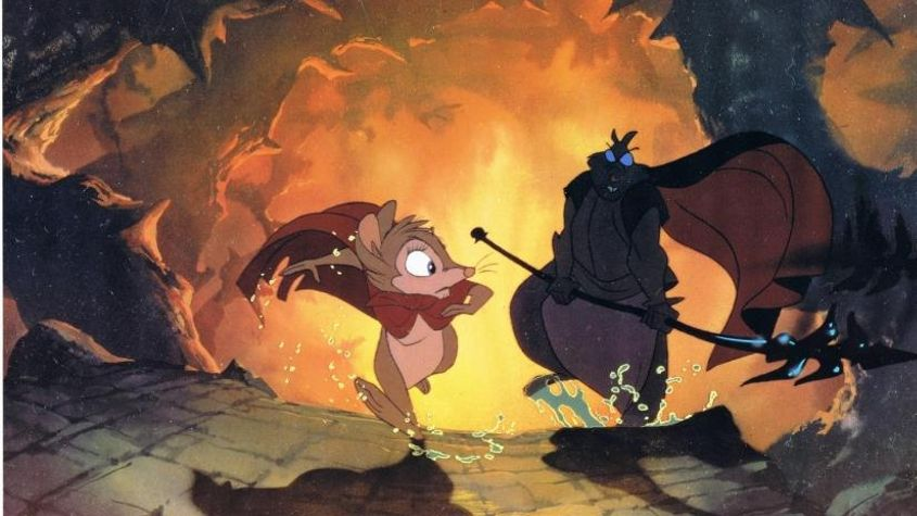 Don Bluth The Secret of NIMH
