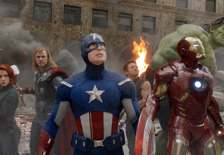 best superhero movies the avengers