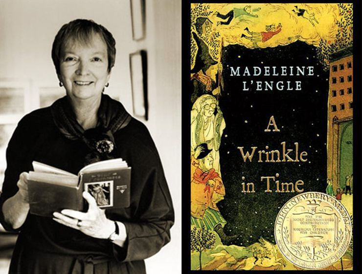 wrinkle in time madeleine l'engle
