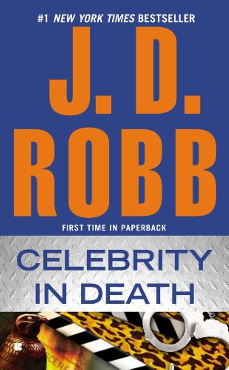 Buy Celebrity in Death at Amazon