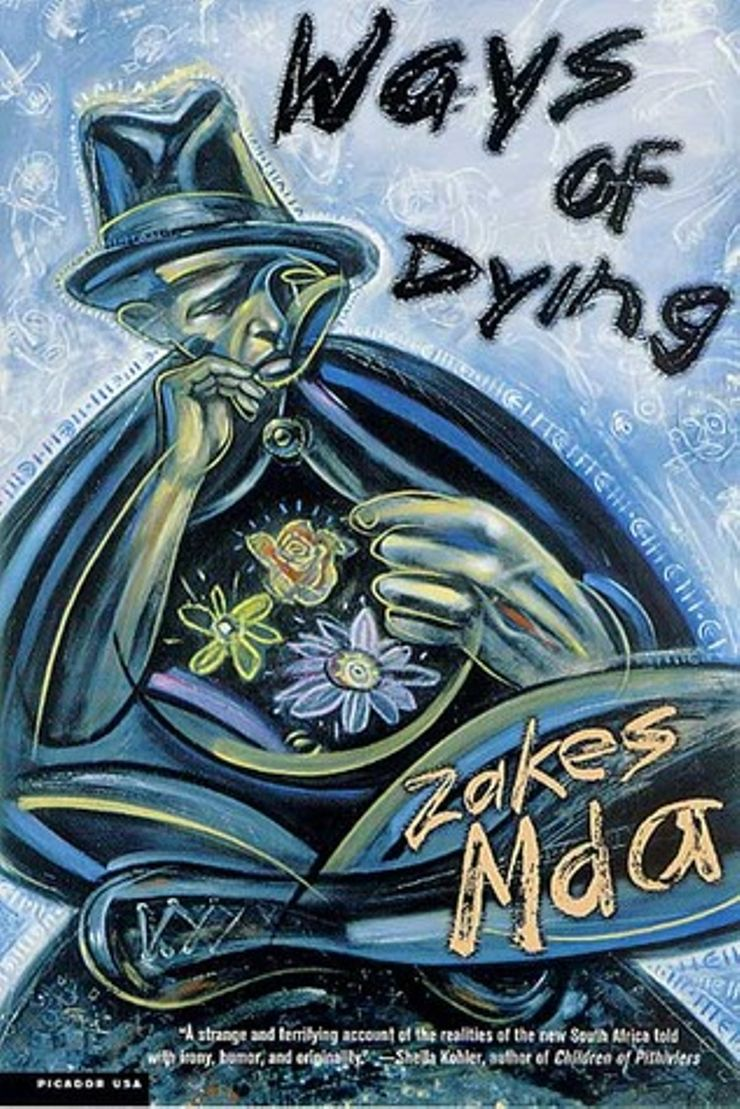 Buy Ways of Dying at Amazon