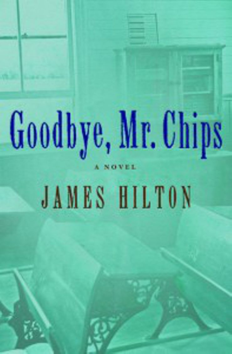 Turner Classic Movies Based on Books, Goodbye Mr. Chips