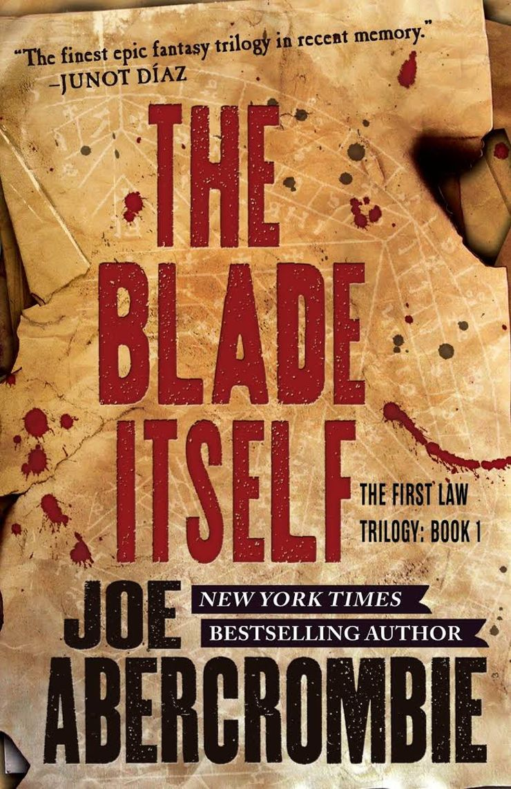 Buy The Blade Itself at Amazon