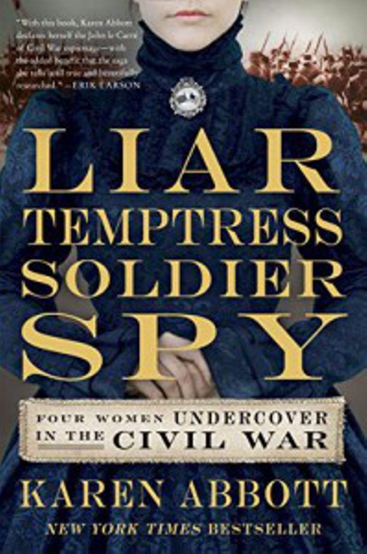 Spy Books Liar Temptress Soldier Spy