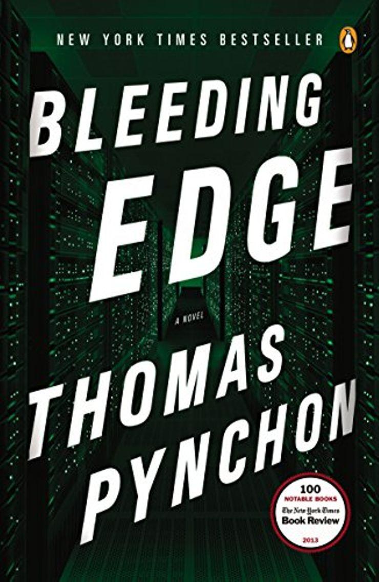 Buy The Bleeding Edge at Amazon
