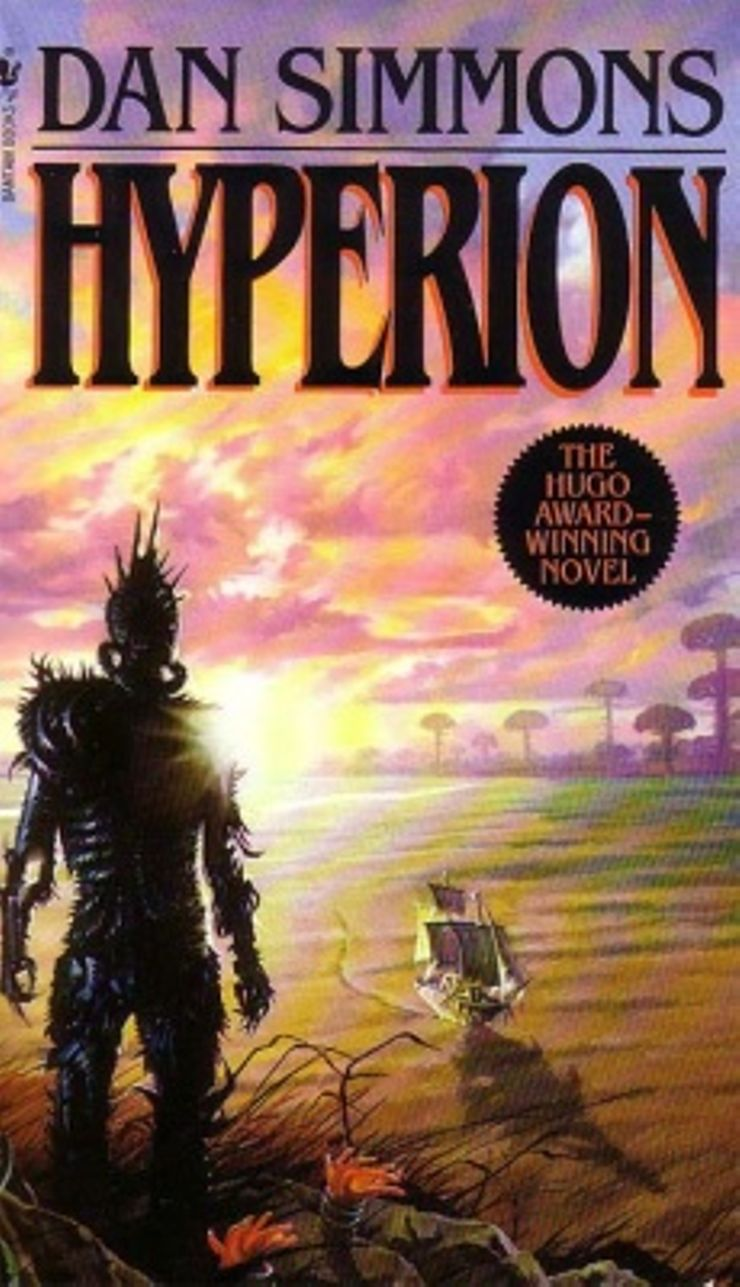 Buy Hyperion at Amazon