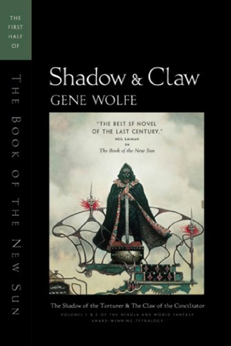 Buy Shadow & Claw at Amazon