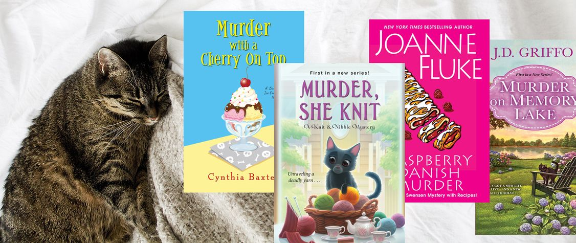 [CLOSED] GIVEAWAY: Win a Bundle of Cozy Mysteries + Other Prizes!